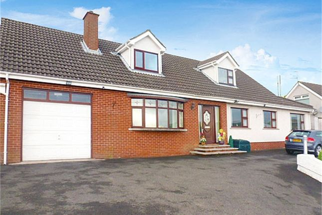 Thumbnail Detached bungalow for sale in Fineview, Newtownabbey, County Antrim