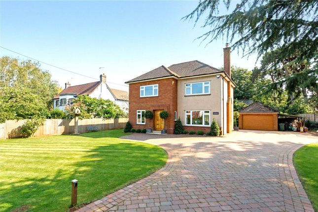 Thumbnail Detached house to rent in Bristol Road, Frenchay, Bristol
