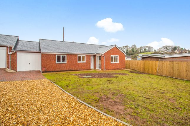 Thumbnail Detached bungalow for sale in Old Court Bank, Whitchurch, Ross-On-Wye