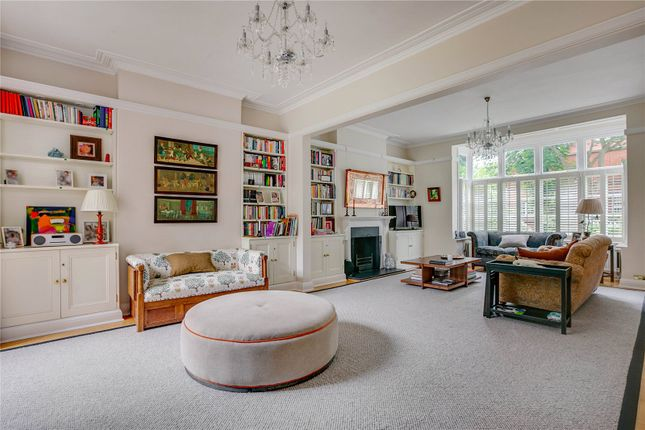 Thumbnail Terraced house to rent in Rupert Road, Bedford Park, Chiswick, London