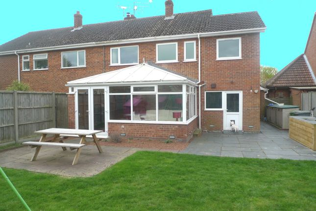 Thumbnail Property for sale in New Road, Acle, Norwich