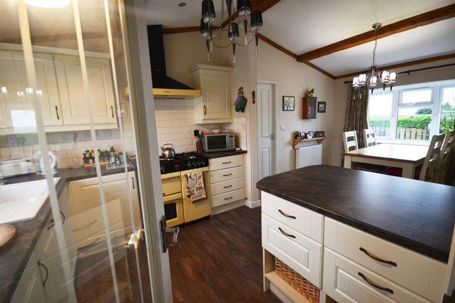 Kitchen of Shillingford Park, Carmarthen Road, Kilgetty SA68
