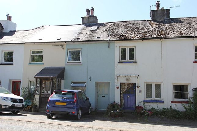 Thumbnail Terraced house for sale in Plymouth Road, Buckfastleigh, Devon