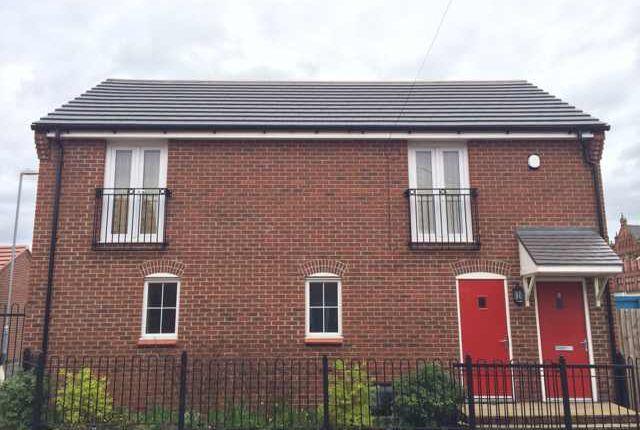 Thumbnail Flat for sale in Dixon Street, Newton Heath