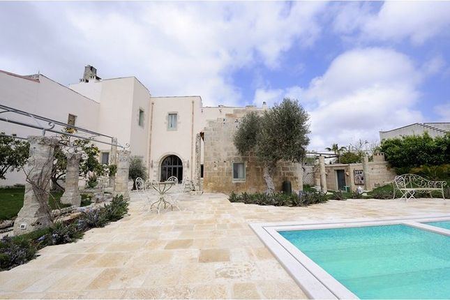 Thumbnail Farmhouse for sale in Specchia, Specchia, Lecce, Puglia, Italy