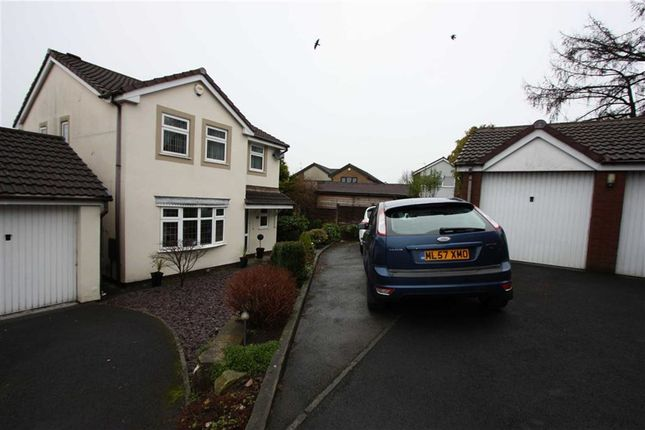Thumbnail Detached house for sale in Ashurst Close, Harwood, Bolton