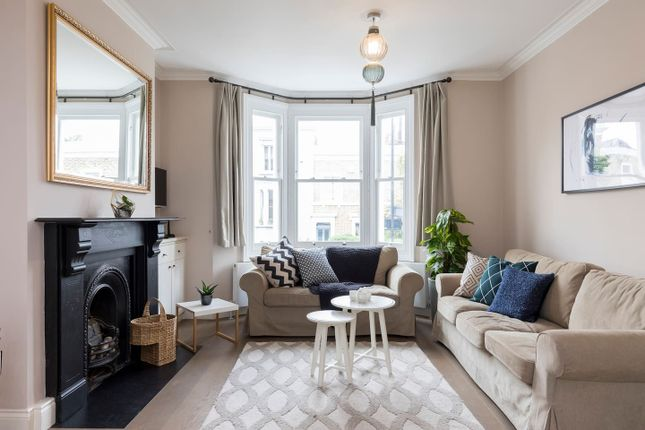 Thumbnail Terraced house to rent in Broadhinton Road, Clapham