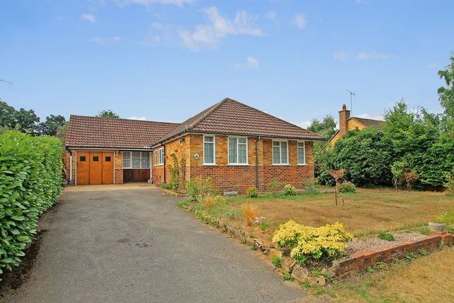 Thumbnail Detached bungalow for sale in Winds Ridge, Send, Woking