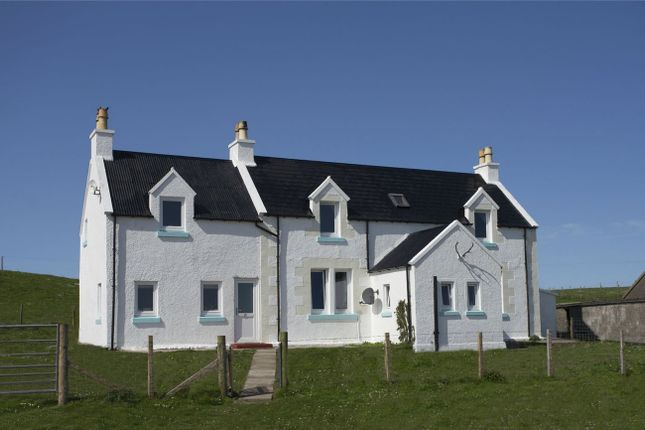 Thumbnail Detached house for sale in Achnamara, Balevullin, Isle Of Tiree, Argyll And Bute