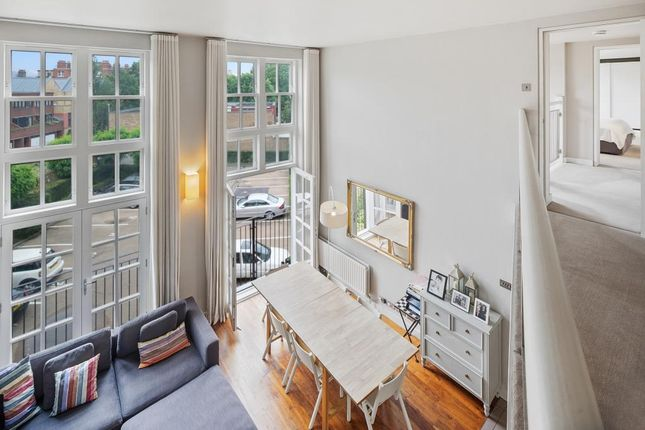 Thumbnail Flat for sale in Oppidan Apartments, West Hampsted