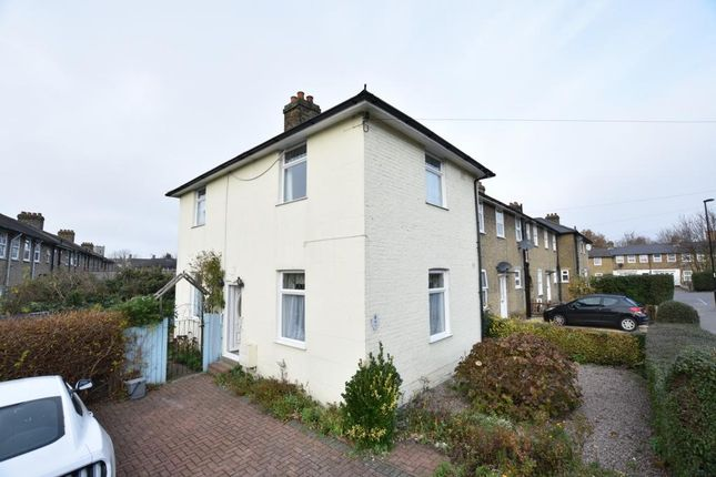 Thumbnail Terraced house to rent in Campshill Road, Lewisham