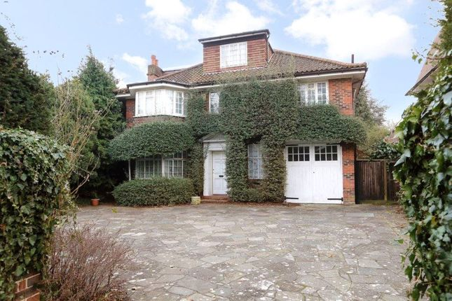Thumbnail Detached house for sale in Bathgate Road, Wimbledon