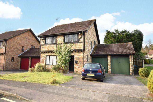 Detached house for sale in Lyndhurst Close, Bracknell, Berkshire