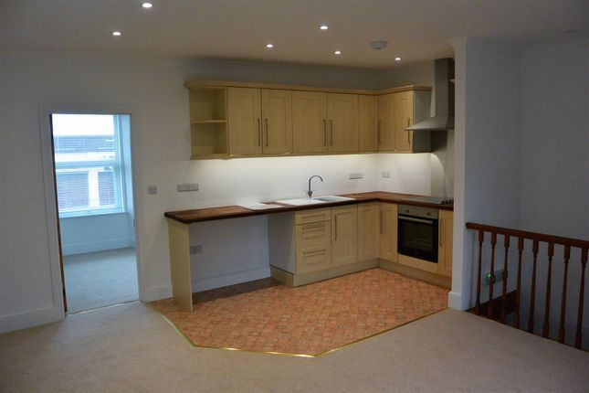 Thumbnail Flat to rent in Western Terrace, Bodmin