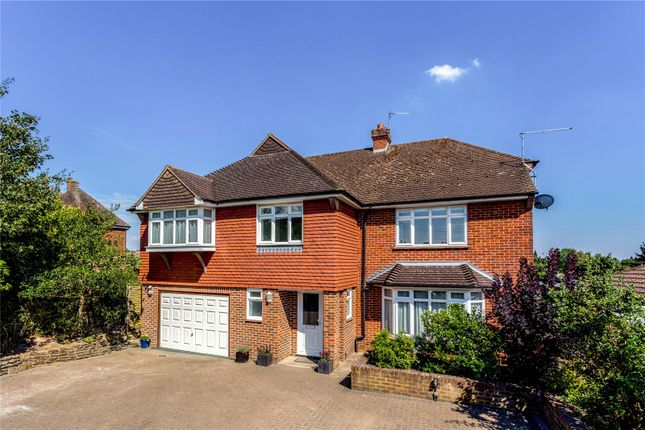 Thumbnail Detached house for sale in Higham Lane, Tonbridge, Kent