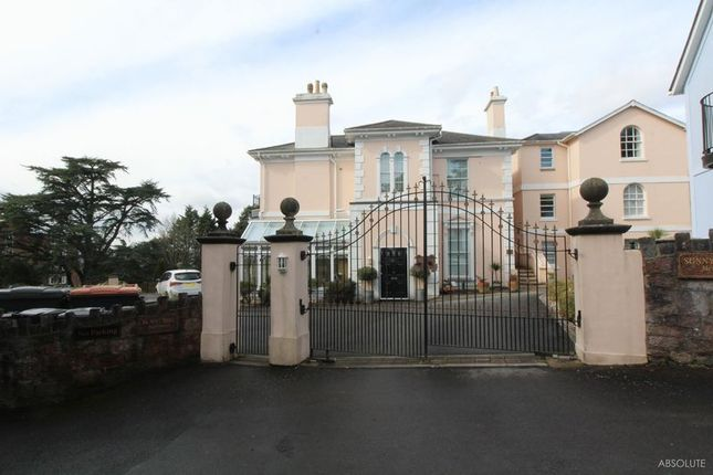 Thumbnail Flat for sale in Higher Warberry Road, Torquay