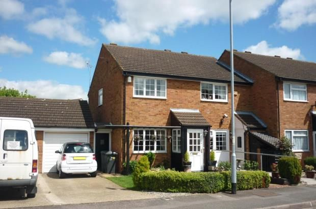Thumbnail Semi-detached house to rent in Derwent Rise, Flitwick, Bedford