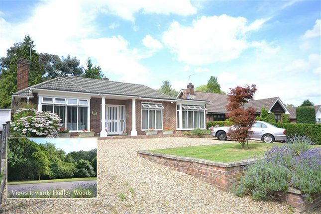 Thumbnail Bungalow for sale in Covert Way, Hadley Wood, Hertfordshire