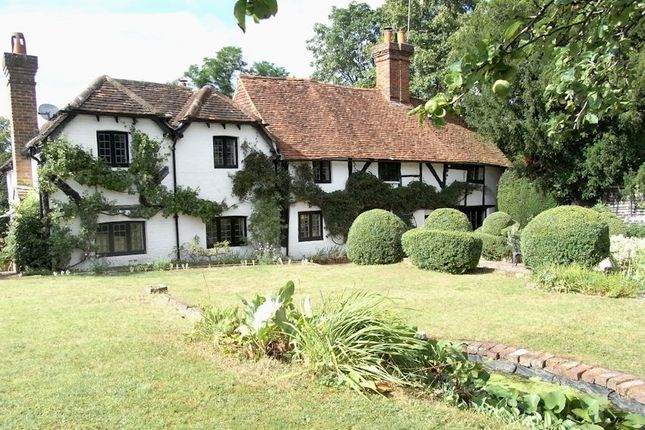 Thumbnail Detached house for sale in Trodds Lane, Guildford