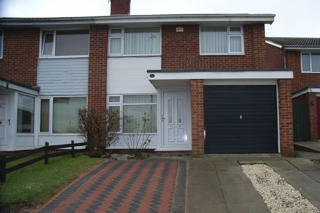 Thumbnail Semi-detached house to rent in Aldenham Road, Guisborough