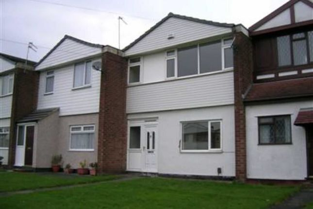 Thumbnail Town house to rent in Maple Close, Bolton