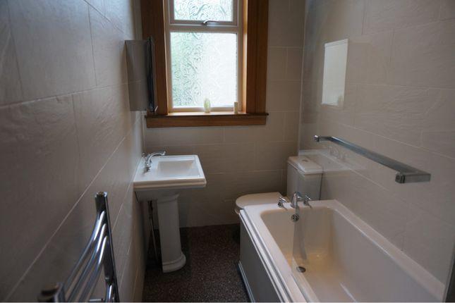 Bathroom of High Road, Stevenston KA20