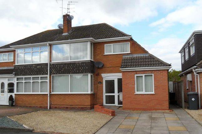 Thumbnail Property to rent in Elan Avenue, Stourport-On-Severn