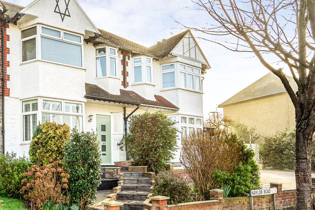 Exterior of Naylor Road, Whetstone N20