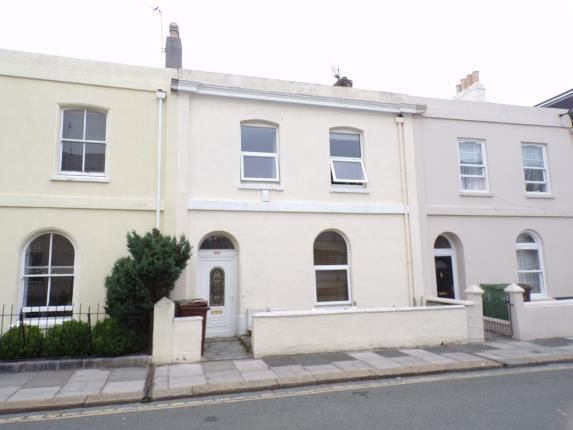 Front of Stonehouse, Plymouth, Devon PL1