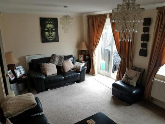Thumbnail End terrace house to rent in Denbeigh Court, Hirwaun, Aberdare, Rhondda Cynon Taff