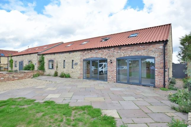 Thumbnail Property for sale in Glebe Farm Holiday Barns, Horncastle Lane, Scampton