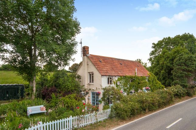 Thumbnail Property for sale in Mistletoe Cottage, Fivehead, Taunton