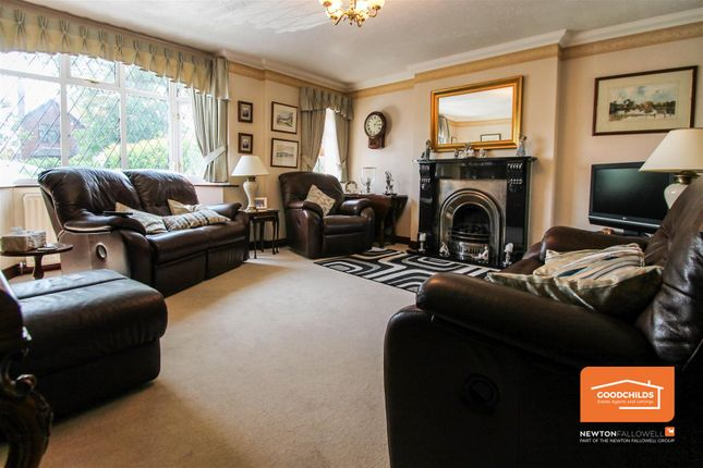 Thumbnail Detached house for sale in Hall Lane, Pelsall, Walsall