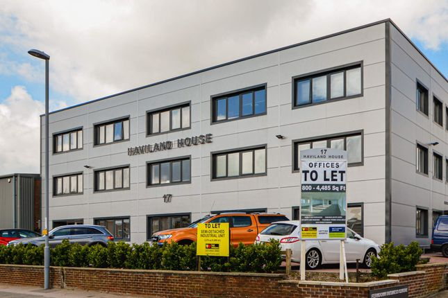 Thumbnail Office to let in Suite 10 Second Floor, Haviland House, Wimborne