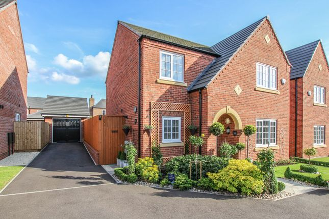 Thumbnail Detached house for sale in Turnpike Gardens, Bedford