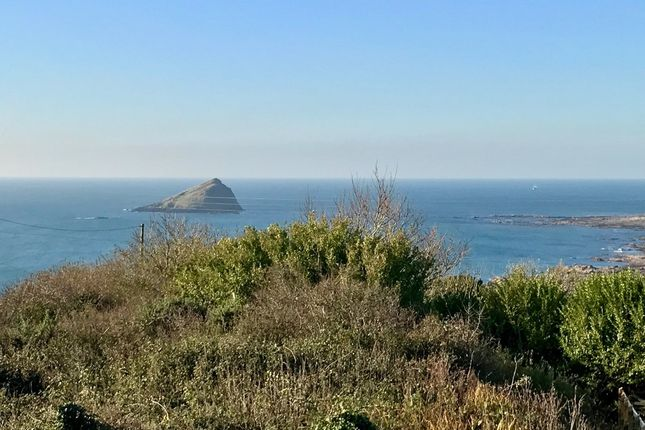 Thumbnail Detached house for sale in Cliff Road, Wembury, Plymouth