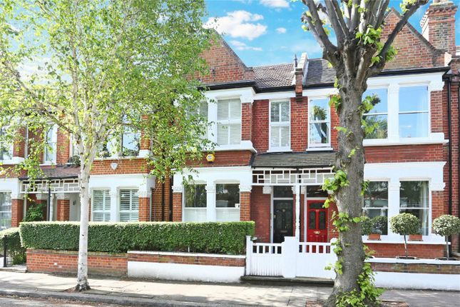 Thumbnail Terraced house for sale in Fielding Road, Chiswick, London
