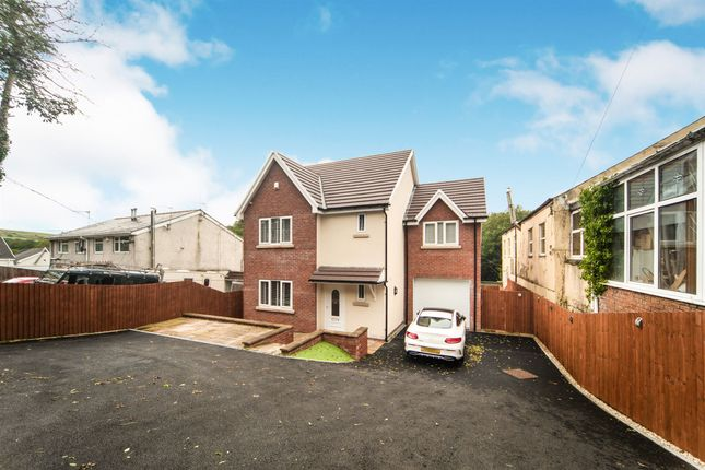 Thumbnail Detached house for sale in Mill Street, Tonyrefail, Porth