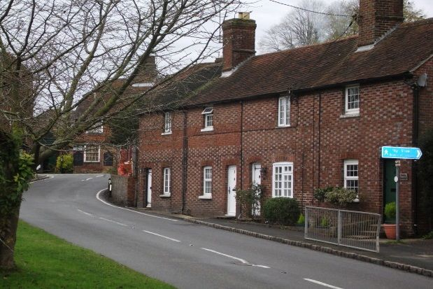 Thumbnail Terraced house to rent in Station Road, Rotherfield, Crowborough