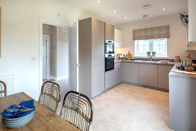 Kitchen of Plot 298 - The Farringdon, Crowthorne RG45