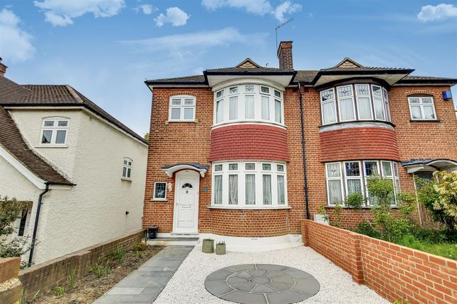 Thumbnail Property for sale in Eylewood Road, London