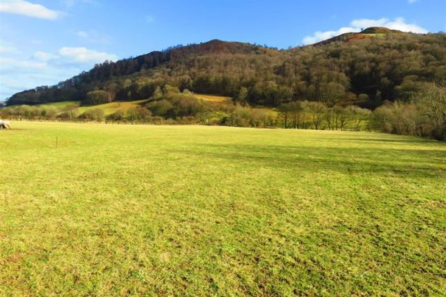 Thumbnail Land for sale in Llanfyllin