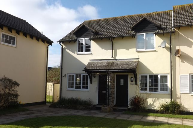Thumbnail End terrace house to rent in Stoneywell, Instow