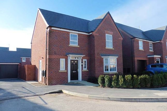 4 bed detached house for sale in Ash Road, Thornton-Cleveleys