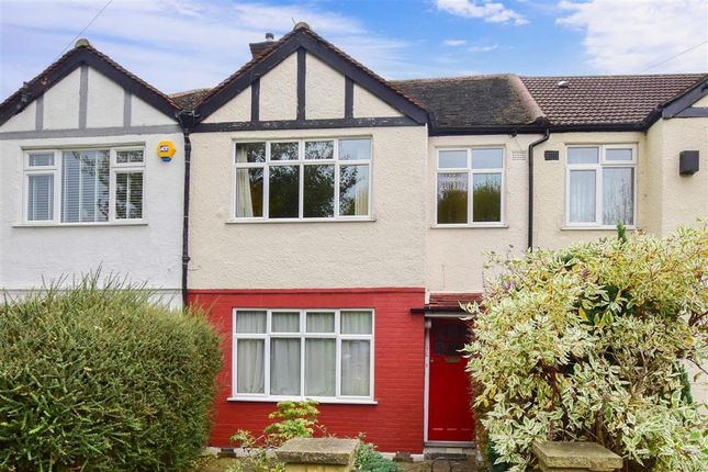 Thumbnail Terraced house for sale in Dale Park Avenue, Carshalton, Surrey