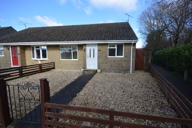 Thumbnail Bungalow for sale in Hill View Close, Stoke-Sub-Hamdon