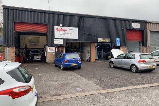 Thumbnail Commercial property for sale in Clarke Way, Winch Wen Industrial Estate, Winch Wen, Swansea