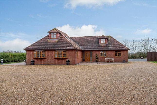Thumbnail Detached house for sale in Shilton Lane, Shilton, Coventry, Warwickshire