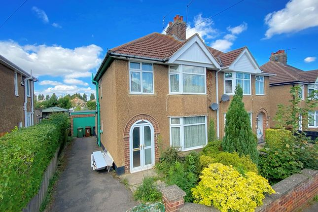 3 bed semi-detached house for sale in Stockwood Drive, Corby NN17