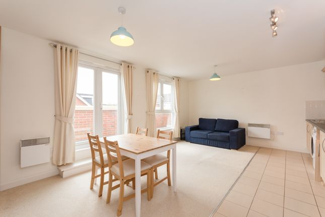 1 bed flat to rent in Gordon Woodward Way, Oxford OX1